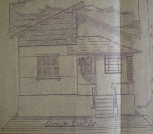 Casa Avenida, 1945